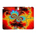 Crazy Mandelbrot Fractal Red Yellow Turquoise Samsung Galaxy Note 10.1 (P600) Hardshell Case View1