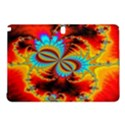 Crazy Mandelbrot Fractal Red Yellow Turquoise Samsung Galaxy Tab Pro 12.2 Hardshell Case View1