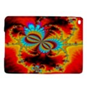 Crazy Mandelbrot Fractal Red Yellow Turquoise iPad Air 2 Hardshell Cases View1