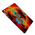 Crazy Mandelbrot Fractal Red Yellow Turquoise iPad Air 2 Hardshell Cases View5