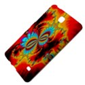 Crazy Mandelbrot Fractal Red Yellow Turquoise Samsung Galaxy Tab 4 (8 ) Hardshell Case  View4