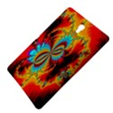 Crazy Mandelbrot Fractal Red Yellow Turquoise Samsung Galaxy Tab S (8.4 ) Hardshell Case  View4