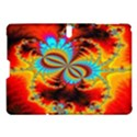 Crazy Mandelbrot Fractal Red Yellow Turquoise Samsung Galaxy Tab S (10.5 ) Hardshell Case  View1