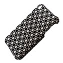 Modern Dots In Squares Mosaic Black White Apple iPhone 3G/3GS Hardshell Case View4