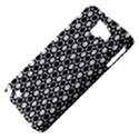 Modern Dots In Squares Mosaic Black White Samsung Galaxy Note 1 Hardshell Case View4