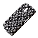 Modern Dots In Squares Mosaic Black White Samsung Galaxy Nexus i9250 Hardshell Case  View4