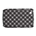 Modern Dots In Squares Mosaic Black White Curve 8520 9300 View1