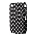Modern Dots In Squares Mosaic Black White Curve 8520 9300 View3