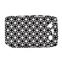 Modern Dots In Squares Mosaic Black White Bold 9700 View1