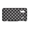 Modern Dots In Squares Mosaic Black White HTC Evo Design 4G/ Hero S Hardshell Case  View1