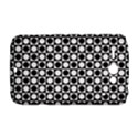 Modern Dots In Squares Mosaic Black White HTC ChaCha / HTC Status Hardshell Case  View1