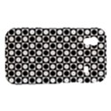 Modern Dots In Squares Mosaic Black White Samsung Galaxy Ace S5830 Hardshell Case  View1