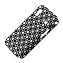 Modern Dots In Squares Mosaic Black White Samsung Galaxy Ace S5830 Hardshell Case  View4