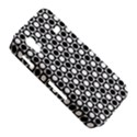 Modern Dots In Squares Mosaic Black White Samsung Galaxy Ace S5830 Hardshell Case  View5