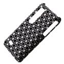Modern Dots In Squares Mosaic Black White LG Optimus Thrill 4G P925 View4