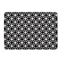 Modern Dots In Squares Mosaic Black White Kindle 4 View1