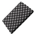 Modern Dots In Squares Mosaic Black White Kindle 4 View4