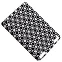 Modern Dots In Squares Mosaic Black White Kindle Touch 3G View5