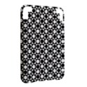 Modern Dots In Squares Mosaic Black White Kindle 3 Keyboard 3G View2