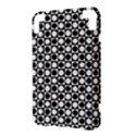 Modern Dots In Squares Mosaic Black White Kindle 3 Keyboard 3G View3