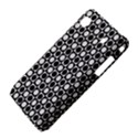 Modern Dots In Squares Mosaic Black White Samsung Galaxy S i9008 Hardshell Case View4