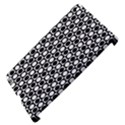Modern Dots In Squares Mosaic Black White Apple iPad 3/4 Hardshell Case (Compatible with Smart Cover) View4