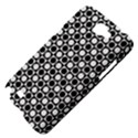 Modern Dots In Squares Mosaic Black White Samsung Galaxy Note 2 Hardshell Case View4