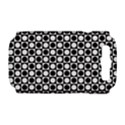 Modern Dots In Squares Mosaic Black White Samsung Galaxy S III Hardshell Case (PC+Silicone) View1