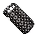Modern Dots In Squares Mosaic Black White Samsung Galaxy S III Classic Hardshell Case (PC+Silicone) View5