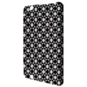 Modern Dots In Squares Mosaic Black White Kindle Fire HD 8.9  View3