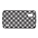 Modern Dots In Squares Mosaic Black White LG Nexus 4 View1