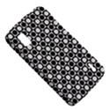 Modern Dots In Squares Mosaic Black White LG Nexus 4 View5