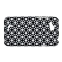 Modern Dots In Squares Mosaic Black White HTC Desire VC (T328D) Hardshell Case View1