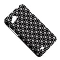 Modern Dots In Squares Mosaic Black White HTC Desire VC (T328D) Hardshell Case View5