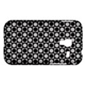 Modern Dots In Squares Mosaic Black White Samsung Galaxy Ace Plus S7500 Hardshell Case View1