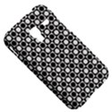 Modern Dots In Squares Mosaic Black White Samsung Galaxy Ace Plus S7500 Hardshell Case View5