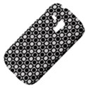 Modern Dots In Squares Mosaic Black White Samsung Galaxy S3 MINI I8190 Hardshell Case View4