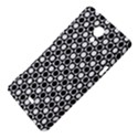 Modern Dots In Squares Mosaic Black White Sony Xperia T View4