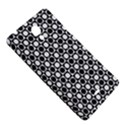 Modern Dots In Squares Mosaic Black White Sony Xperia T View5