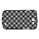Modern Dots In Squares Mosaic Black White Samsung Galaxy Express I8730 Hardshell Case  View1