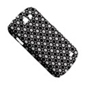 Modern Dots In Squares Mosaic Black White Samsung Galaxy Express I8730 Hardshell Case  View5
