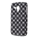 Modern Dots In Squares Mosaic Black White Samsung Galaxy Duos I8262 Hardshell Case  View3