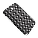 Modern Dots In Squares Mosaic Black White Samsung Galaxy Note 8.0 N5100 Hardshell Case  View5