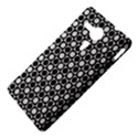 Modern Dots In Squares Mosaic Black White Sony Xperia SP View4