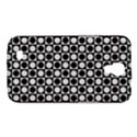 Modern Dots In Squares Mosaic Black White Samsung Galaxy Mega 6.3  I9200 Hardshell Case View1