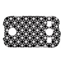 Modern Dots In Squares Mosaic Black White Samsung Galaxy S7710 Xcover 2 Hardshell Case View1