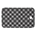 Modern Dots In Squares Mosaic Black White Samsung Galaxy Tab 3 (7 ) P3200 Hardshell Case  View1