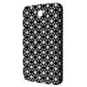 Modern Dots In Squares Mosaic Black White Samsung Galaxy Tab 3 (7 ) P3200 Hardshell Case  View3