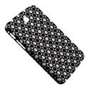 Modern Dots In Squares Mosaic Black White Samsung Galaxy Tab 3 (7 ) P3200 Hardshell Case  View5