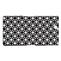 Modern Dots In Squares Mosaic Black White Sony Xperia Z Ultra View1